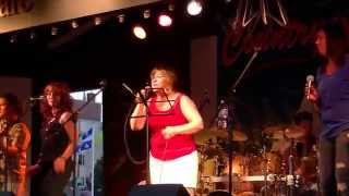 Some Days You Gotta Dance covered by Sidekick featuring Dawn Ellis and Paula Waddell