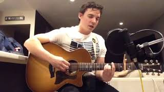 Vance Joy - Call if you need me  (Graham Bruce Cover)