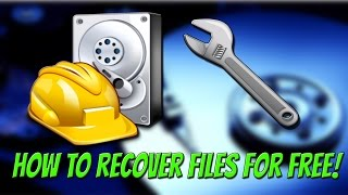 How To Recover Deleted Files For Free! | How To Use Recuva For PC!