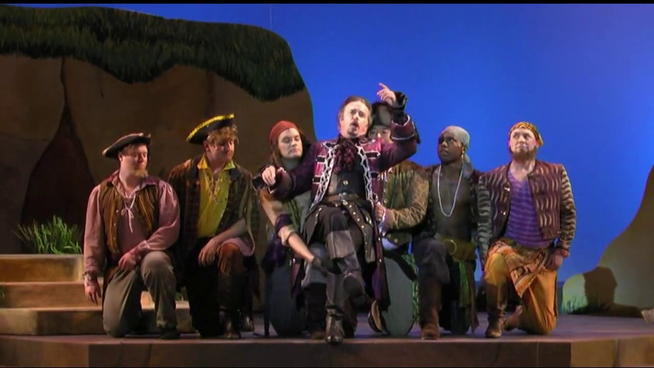 pirates of penzance characters