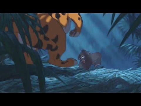 Tarzan Vs Sabor