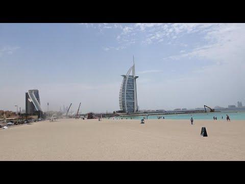 Dubai Jumeirah Beach – Burj Al Arab Hotel Dubai Jumeirah – Mars al Arab Construction Site