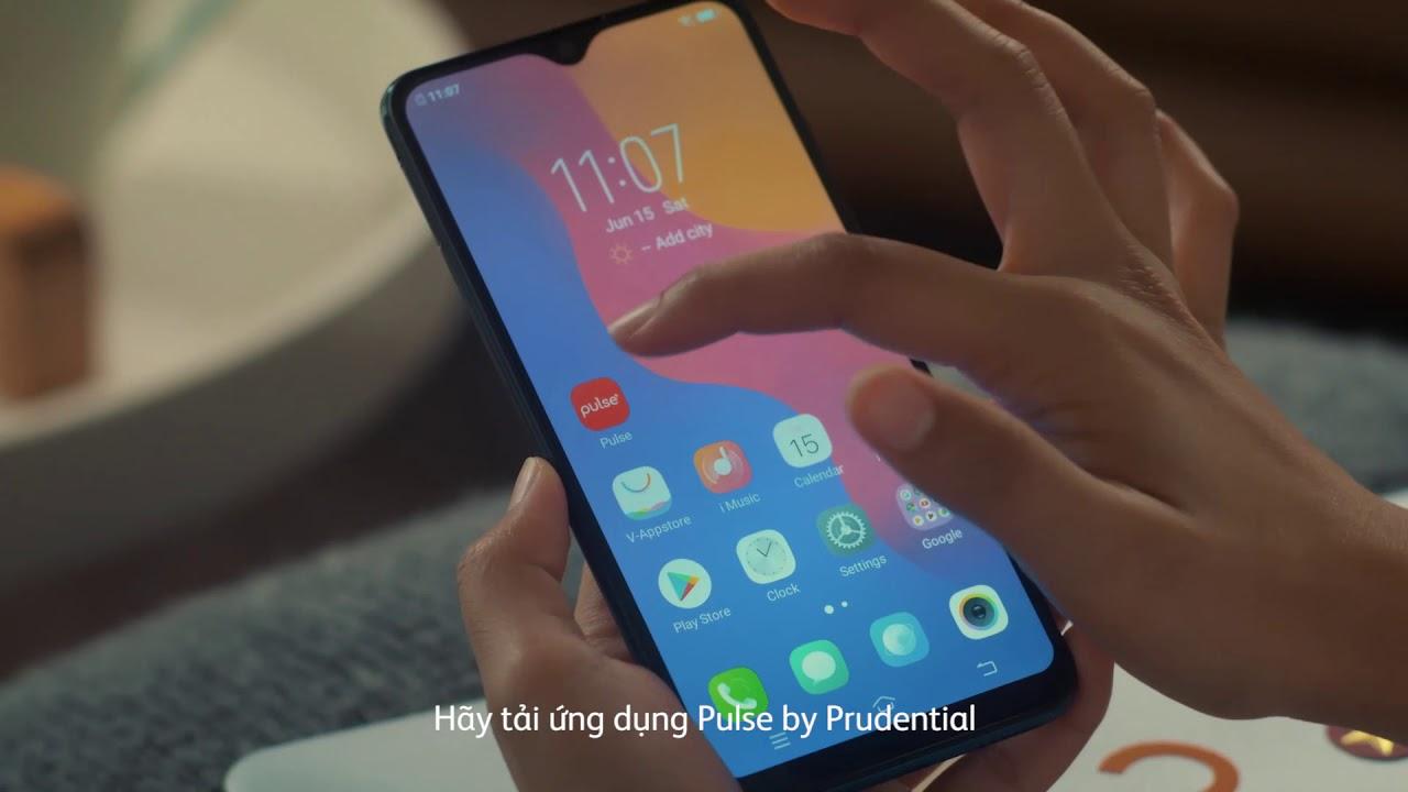 Pulse by Prudential – Kiểm tra sức khỏe với Trợ lý sức khỏe của riêng bạn