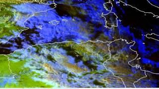 5.11.2013 - manipulace s počasím nad Evropou