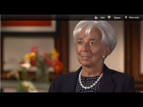 Interview with IMF Managing Director Christine Lagarde