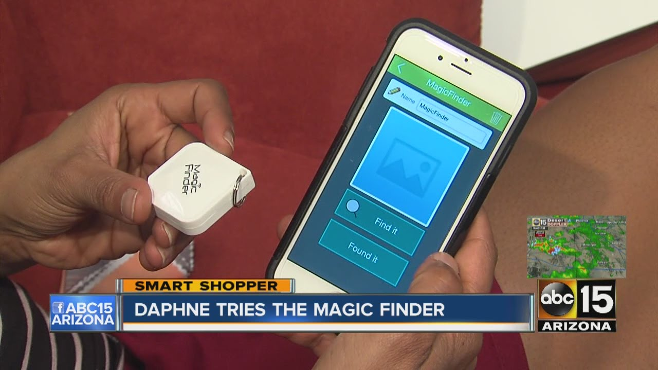 Does Magic Finder Keep You From Losing Keys Youtube