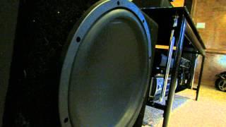 "Q-Power Black Mamba 15"" with Crown XLS-1000"