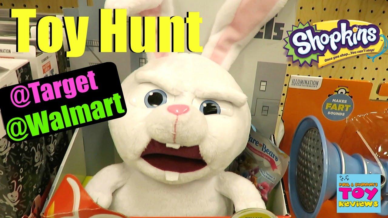 Toy Hunt For Shopkins Fnaf Blind Bags Walmart Target