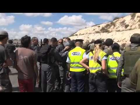 Crazy Israeli settlers (inhumane sociopaths)