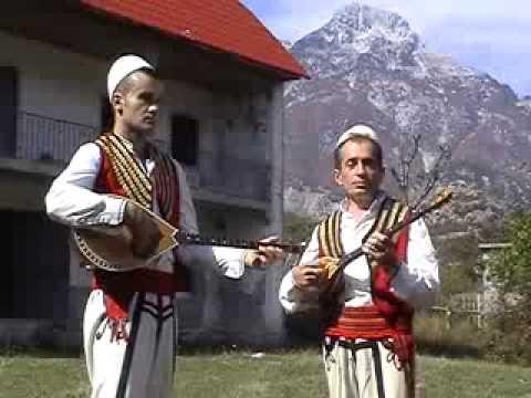 Gjovalin Shani : Djemte e Shales trima si zana