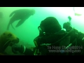 Plongée Recycleur en Alaska - CCR Diving in Alaska