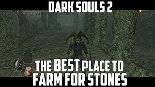 The Best Place To Farm For Infusion Stones in Dark Souls 2