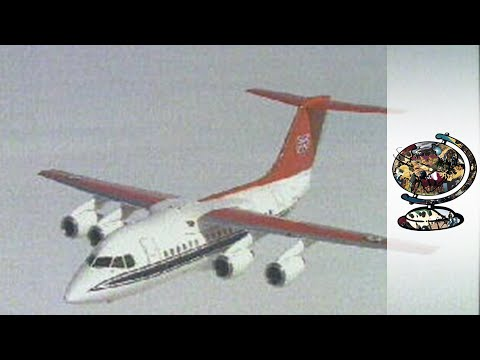 RAF Military Aircraft Footage Reel (2001)