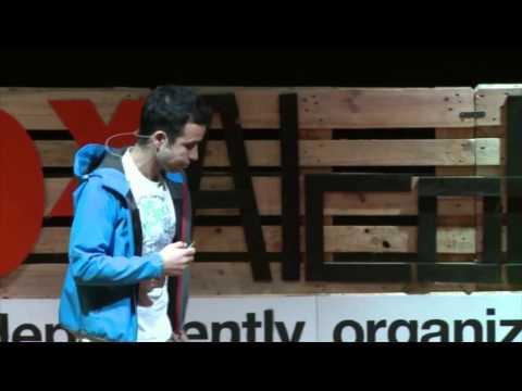 Constancia como valor de superación: Carlos Llano at TEDxAlcobendas