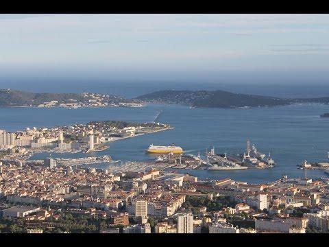 Sortir en Vidéos vous propose de découvrir la ville Toulon - 2016