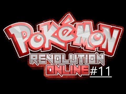 Pokemon Revolution Online - Part 11