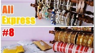 UNBOXING: AliExpress Haul - Multilayered Bracelet Bangles #8