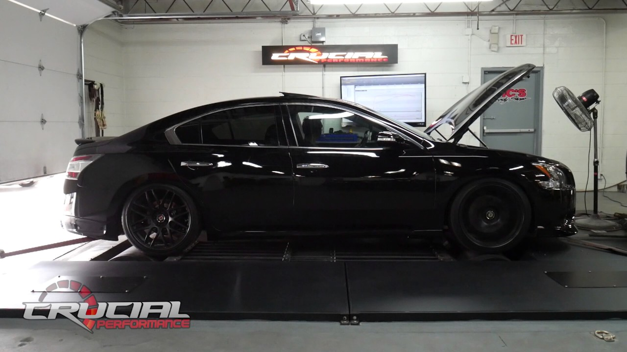 2014 nissan maxima dyno tuning youtube 2014 nissan maxima dyno tuning vanachro Image collections