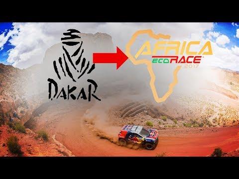"Истинный ""Дакар"". История ралли-марафона Africa Eco Race"