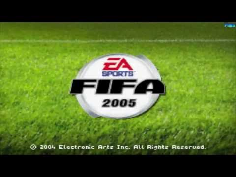 FIFA: 2003, 2004, 2005, 2006, 2007, World Cup 2006 Gameplay [GBA - Game Boy Advance]