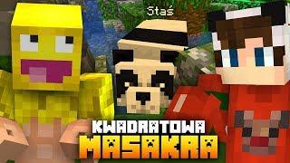 KWADRATOWA MASAKRA: Panda STAŚ POWRÓCIŁ!!!