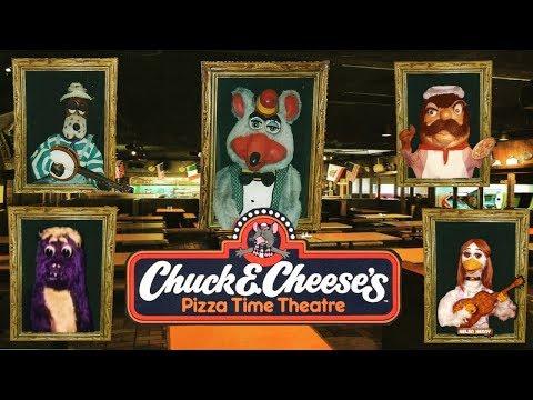 1977 Chuck E  Cheese's Theme Song