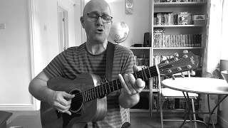 Cowboy's Lament (aka 'Streets of Laredo') - Harry McClintock - Acoustic Guitar Cover - Jez Quayle