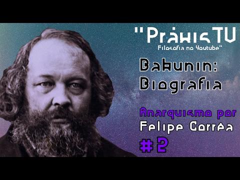 Mikhail Bakunin: Biografia - Anarquismo por Felipe Corrêa #2