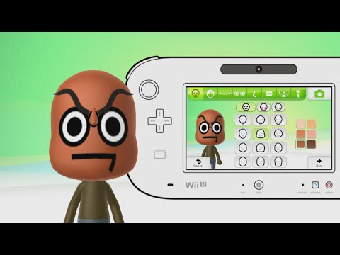Mii Maker How To Create A Goomba From Super Mario Bros. (Happy Mother's Day)