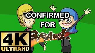 WGJ4K: Confirmed 4 Brawl 4K Remastered Classic Flash Cartoon