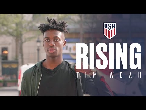RISING | Tim Weah: The Name with Weight