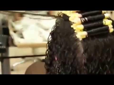 Что такое карвинг волос и как его делают?