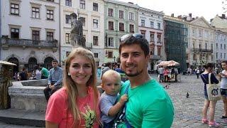 ☼ VLOG: Поездка во Львов ☼