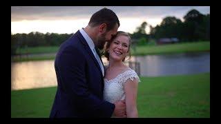 Annie & Cameron Robertson Wedding