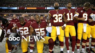 Athletes defend NFL protests amidst Trump