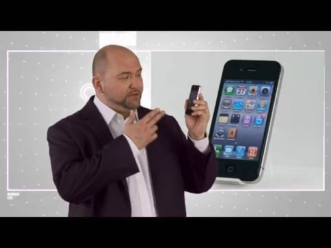 iPhone4: Das Apple-Handy im Videotest
