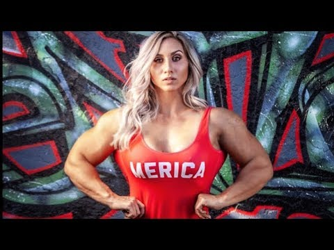 Muscles Girl Motivation | Shannon Courtney Workout | Female Bodybuilding Fbb