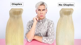 Will Olaplex Save Your Hair From Falling Off? (let's test it)