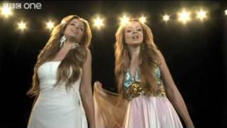 "Slovakia - ""I'm Still Alive"" - Eurovision Song Contest 2011 - BBC One"