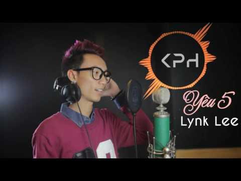 [Lyrics] YÊU 5 - Rhymastic [ Cover By Lynk Lee] | Share Sub