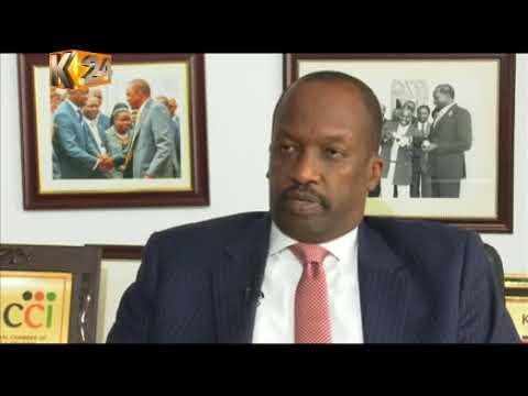 KNCCI : Ksh. 99B pending bills affecting commercial activity