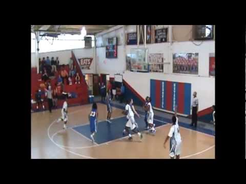 RODERICK REEVES #4  HIGHLIGHT REEL 2012 MEMORIAL DAY SCHOOL Savannah, GA