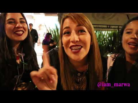 Interviews in Colombia the most beautiful women (in Spanish)