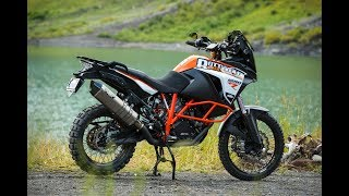 Rottweiler KTM1290 Adventure R Project