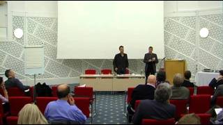 HFEA: Bioethics and Public Policy -  Dave Archard Part 3 of 3
