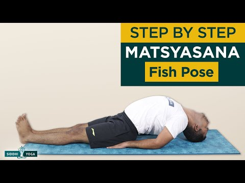 Matsyasana (Fish Pose) Benefits, How To Do & Contraindications By Yogi Sandeep