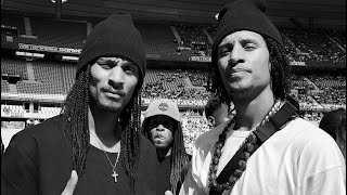 Les Twins enjoyed themselves at Beyoncé's OTR II Concert in Paris | Sunday 15 July 2018