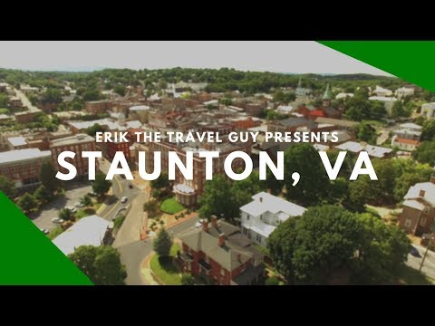 Staunton, Virginia - City Overview