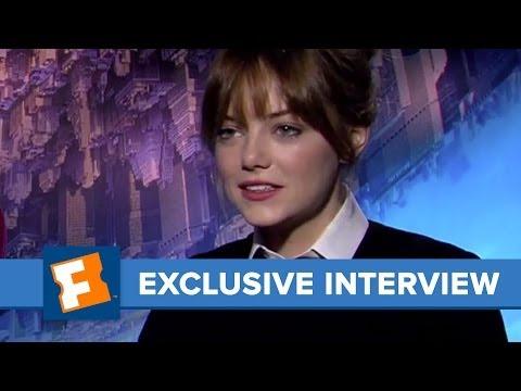 The Amazing Spider-Man 2 Cast Interview   Celebrity Interviews   FandangoMovies