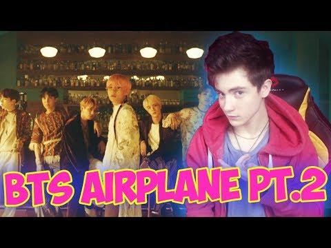 BTS (防弾少年団) 'Airplane Pt.2 -Japanese Ver.-' Official MV Реакция | BTS | Реакция на BTS Airplane Pt.2